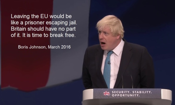 Boris Johnson debate 3